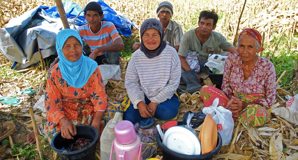 Matriarcados en Indonesia. Foto Anna Boyé