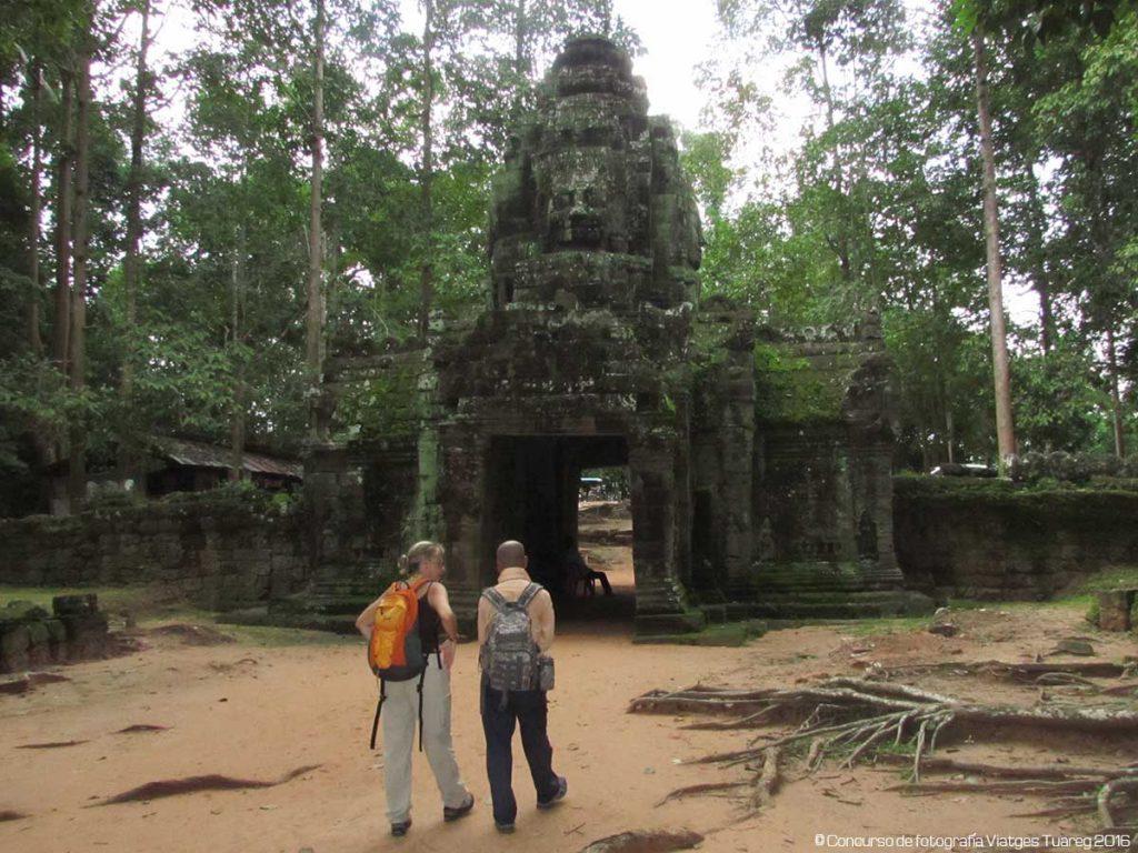 En busca de los templos perdidos. Fotografía de Joan March