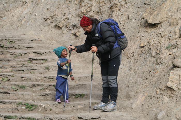 Viajes a Nepal. Foto Archivo Tuareg